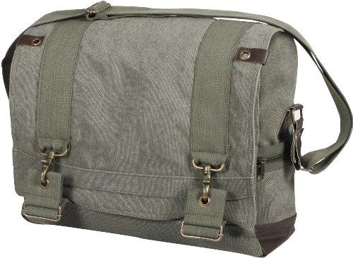 Jessica Jones Cosplay - Large Vintage Pilot Messenger Bag Sling