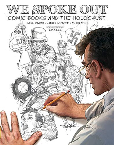 We Spoke Out: Comic Books and the Holocaust ()