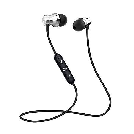 OOOUSE Auriculares Bluetooth inalámbricos estéreo con micrófono ...