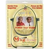 MagEyes Magnifier No.5 and No.7 Lenses