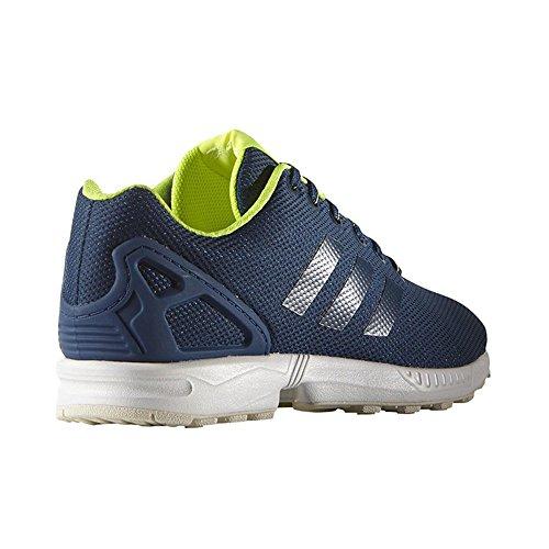 Uomo Blau Scarpe Flux Running adidasZx wCqtBU0xq