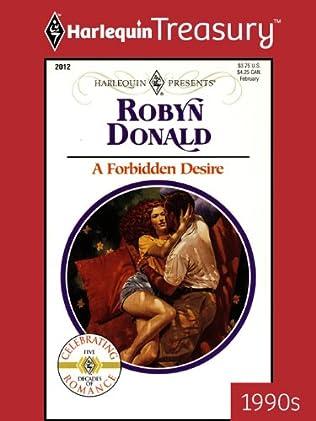 book cover of A Forbidden Desire