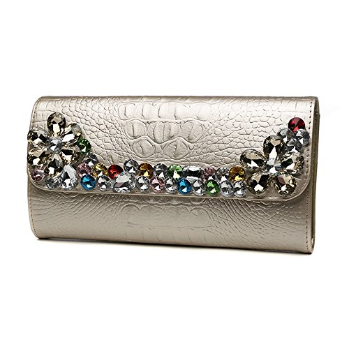 Ladies Small Fashion Handbag Bag Color Gold Handbag Evening Ladies Handbag Gold Banquet Korean Bag qwSxTUXgS