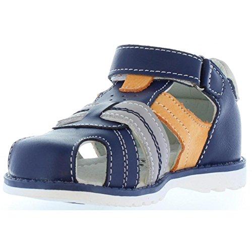 Sandales pour Garçon URBAN B132494-B2579 NAVY