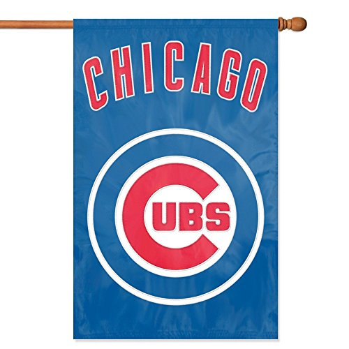 Chicago Cubs Chicago Cubs Vertical Flag