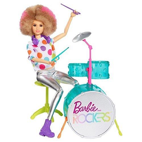 Barbie Rocker - Barbie and the Rockers Doll & Drum