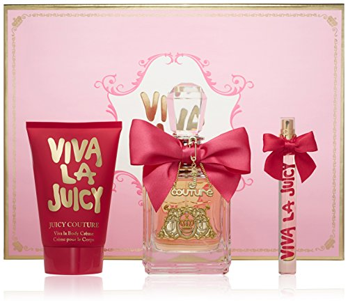 Elizabeth Arden Viva La Juicy 3.4oz 3 Piece Set, 0.33 oz