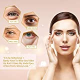 24K Gold Under Eye Mask– 20 Pairs- Under Eye