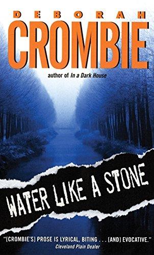 Water Like a Stone (Duncan Kincaid/Gemma James Novels, Band 11)