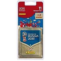 Coupe du monde 2018 STICKERS Blister 11 + 2 pochettes - version française