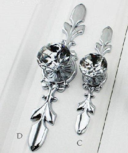 Cabinet Drawer Knob Glass Crystal Drawer Knobs Pulls Drawer Pulls