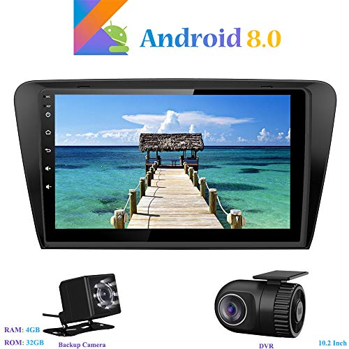Android 8.0 Car Stereo, Hi-azul In-Dash 10.2 Inch Car: Amazon.co.uk: Electronics
