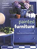 A painted furniture workshop in a book, Painted Furniture will show you how to transform tired old pieces of furniture and newer - but ordinary - wood and metal pieces into showpieces. From new, plain pieces, to antiques, to garage sale finds...