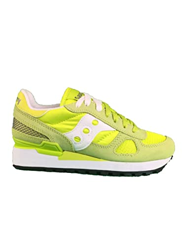 Saucony Giallo 37 Amazon Scarpe Shadow it Da Donna Sneakers pZBqApCw
