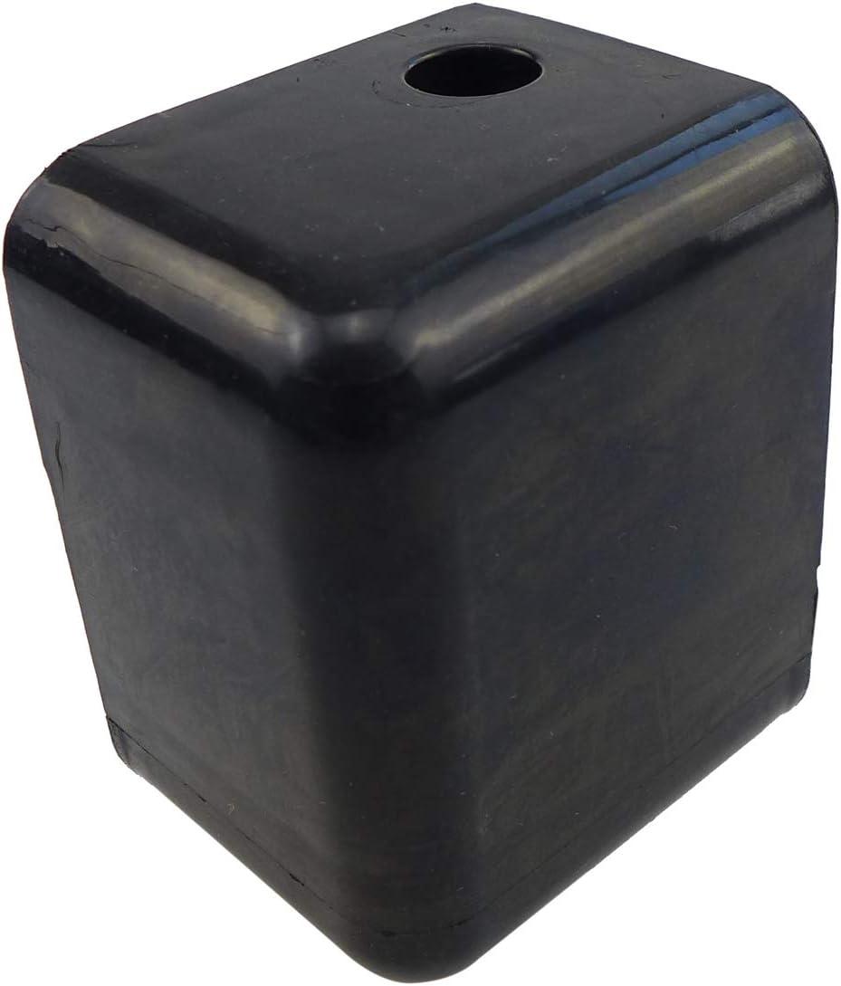13-03510 Energy Suspension 30.4005 Hood Bumpers Bushings for Peterbilt 330 357 377 379 385 One Pair of Hood Bumpers