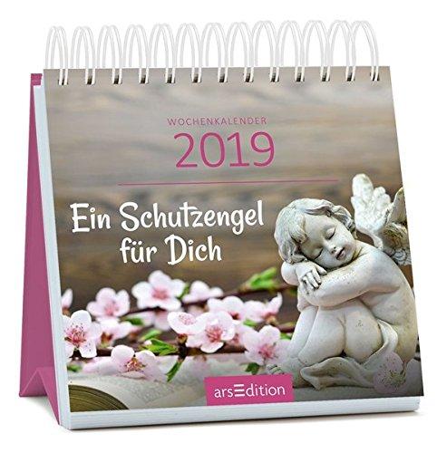 Ein Schutzengel für dich 2019: Miniwochenkalender
