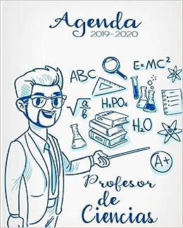 Agenda 2019-2020 Profesor de Ciencias: Planificador y Agenda ...
