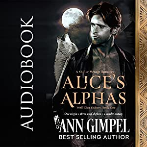 Alice's Alphas Audiobook