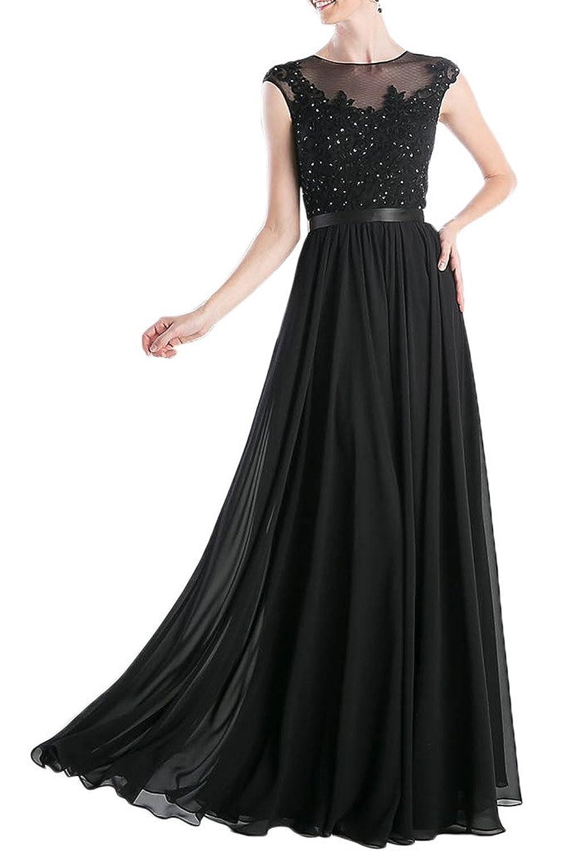 Prom Style A-linie Chiffon Abendkleider Promkleider ...