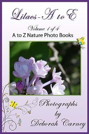 Amazoncom lilacs a to e lilacs a z coffee table books for Coffee table books amazon