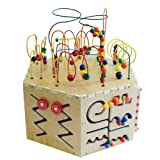 Anatex Kids Children Educational Development Toys Activity Interactive Ultimate Learning Six Sided Play Cube