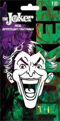 Sandylion The Joker Removable - Decal Joker