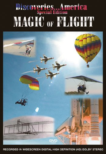 Discoveries America: Special Edition Magic - Parachute Rc