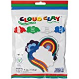 AMACO Cloud Clay, 4-Ounce/Pkg-Red, Green, Blue, White