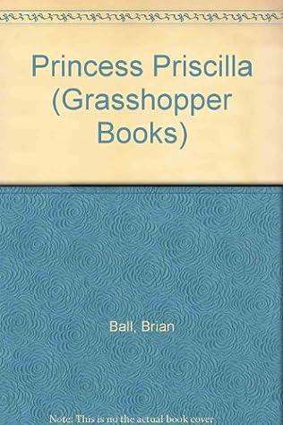 book cover of Princess Priscilla
