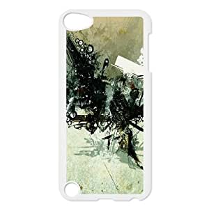 iPod Touch 5 Case White Great Sketch Design ISU460290