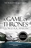 Book Cover for A Game of Thrones: Book One of Songs of Fire and Ice (Song of Ice & Fire 1)