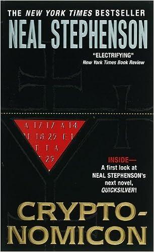 Cryptonomicon by Stephenson, Neal. (Avon, 2002) [Mass Market ...