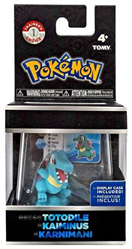 Pokemon Trainers Choice Piplup Action Figure with Display (Piplup Pokemon)
