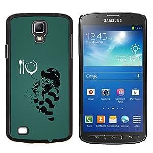 """Be-Star Único Patrón Plástico Duro Fundas Cover Cubre Hard Case Cover Para Samsung i9295 Galaxy S4 Active / i537 (NOT S4) ( Divertido Mc Ilustración"""" )"""