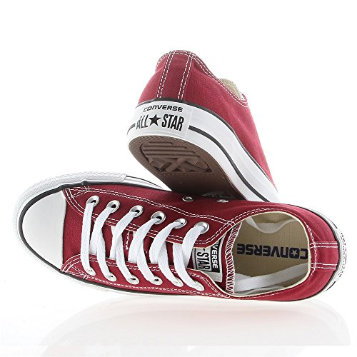Converse - Chuck Taylor All Star - 149521C - Couleur: Bordeaux - Pointure: 37.0