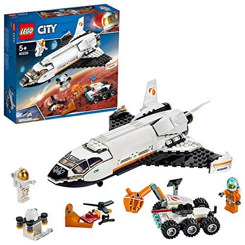 레고 (LEGO) 시티 초고속! 화성 탐사 셔틀 60226 블록 장난감 소년