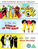 Singin' In The Rain / Wizard of Oz / High Society [Import anglais]