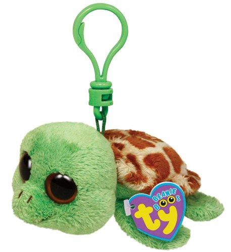 Sandy Turtle - Ty Beanie Boos Sandy - Turtle Clip