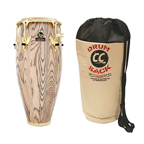 Series Wood Congas (Latin Percussion LP Galaxy Giovanni Series 12-1/2