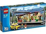 LEGO (LEGO) City train station 60050