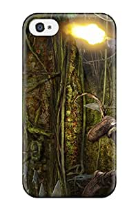 Best Case Cover Protector For Iphone 4/4s Tomb Raider Case