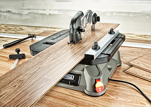 Rockwell BladeRunner X2 Portable Tabletop Saw with Steel Rip Fence, Miter Gauge,...