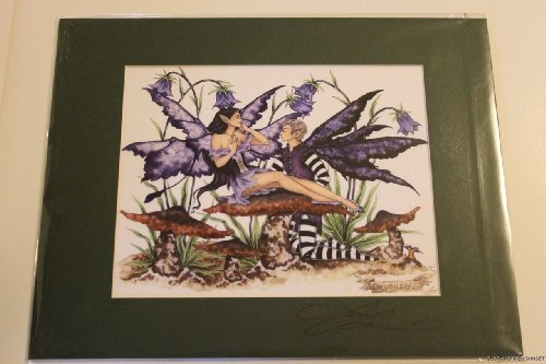 Bluebell Fairy Costumes - Breathless Amy Brown Open Edition Signed
