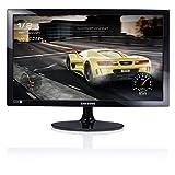 "SAMSUNG Monitor 24"" Pulgadas Gaming FHD 1920 x 1080, Serie S24D332H - 24"" Pulgadas, 75Hz, 1ms (GTG) Respuesta, Game Mode, Flicker Free, Eco Saving Plus, Negro (LS24D332HSX/ZX)"