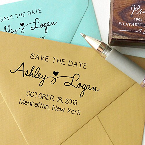 Custom-Save-The-Date-Wedding-Invitation-Stamp-Wood-Mounted-Rubber-Stamp-Gift-Idea