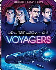 Voyagers [Blu-ray]