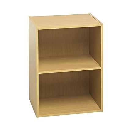 IKEA Kallax – Estantería, estantería, blanco, perfecto para cestas o cajas
