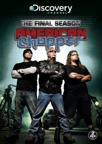 American Chopper Series 9 [DVD]
