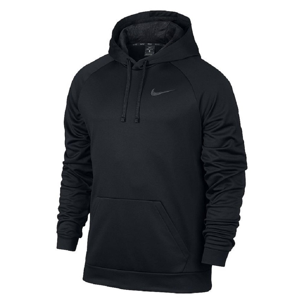 ee70e771 Amazon.com : NIKE Big & Tall Therma Training Hoodie, Medium Tall : Sports &  Outdoors