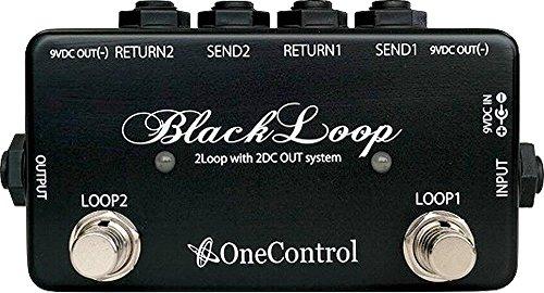 One Control Black Loop 2-loop Switcher